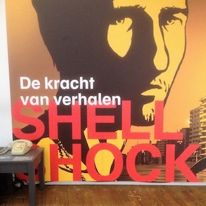 Shell shock filmprogramma Eye maar mei 2019 1